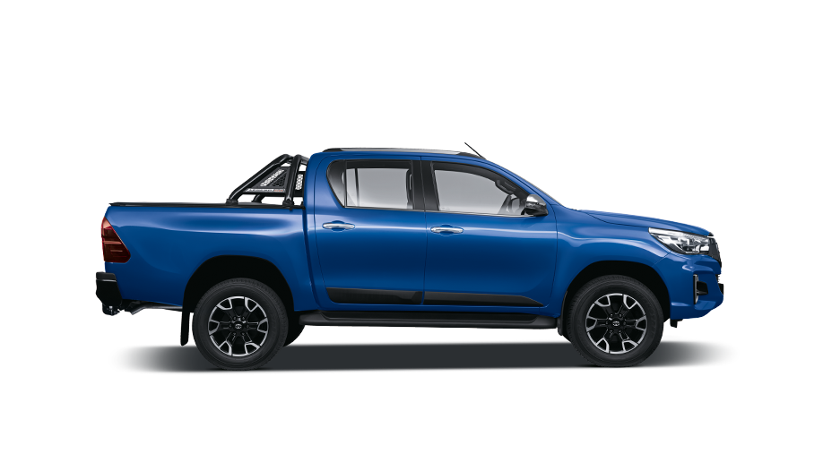The Hilux DC 4.0 V6 4X4 L50 AT