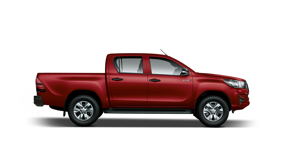 The Hilux DC 2.4GD6 4X4 SRX AT